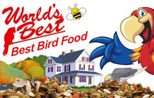 World's Best Bird Food